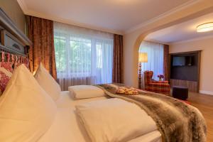 Das Hotel Doppelzimmer Deluxe